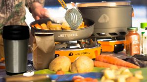 Genesis Basecamp van Jetboil