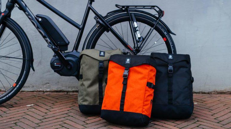Urban Series fietstassen