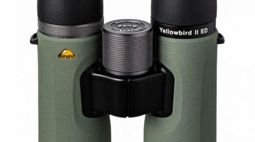 Nieuwe Yellowbird II ED verrekijker