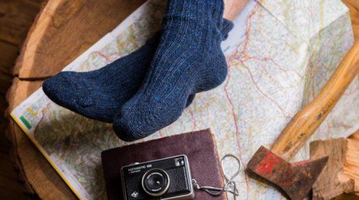 Ideale wandelsokken voor avontuurlijke hikers