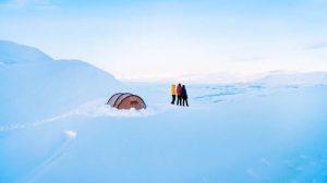 Fjällräven 1974 Expedition Down-collectie