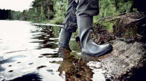 De Nokian regenlaars voor lange wandelingen