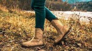 Outdoorlaars als wandelschoen