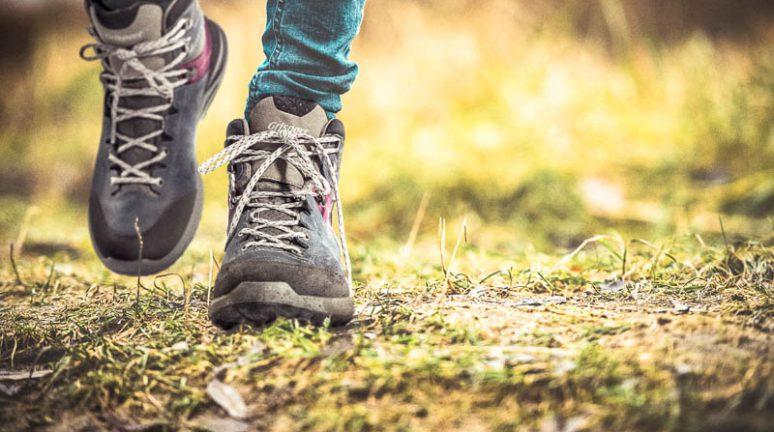 Grisport: voor elke wandeling de juiste schoen