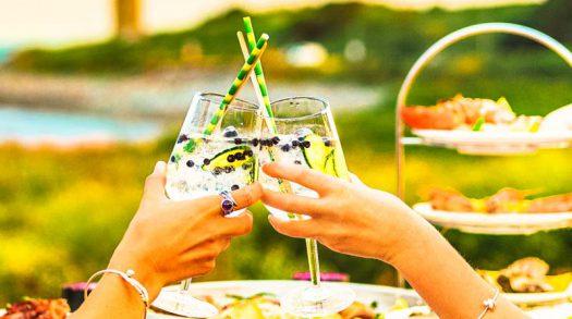 De lekkerste gin-tonic drink je op Guernsey