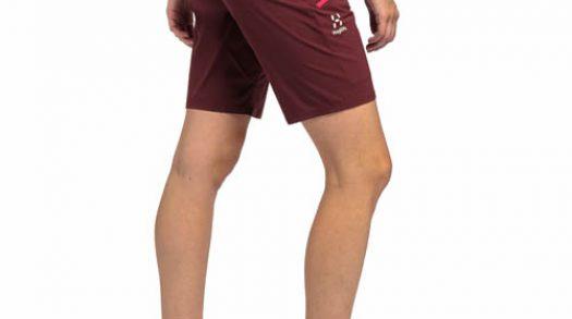 Fuse Short: lichte luchtige korte stretch wandelbroek
