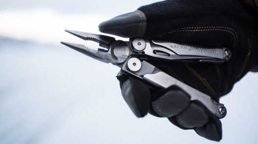 Leatherman Wave is populaire multitool