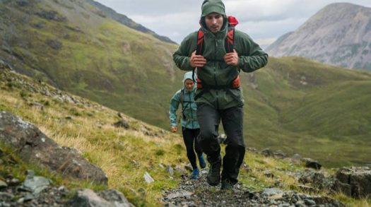 North Face regenjas, wind- en waterdicht mét comfort