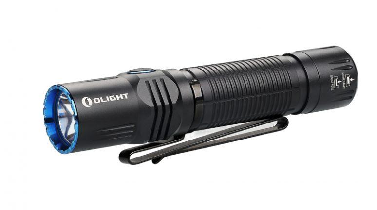 Olight M2R zaklamp draadloos oplaadbaar