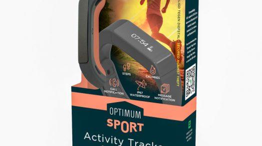 Grixx introduceert de Sport Activity Tracker