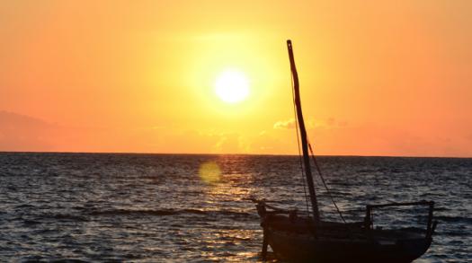 The Loop, tropisch paradijs op Zanzibar