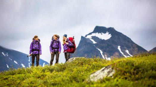 Fjӓllrӓven online trekkingevent
